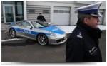 porsche polske policie