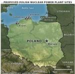 jaderné elektrárny v Polsku