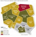 ceny paliva v Polsku
