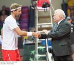 Walesa na tenise