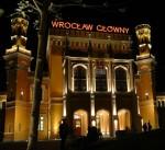 Wrocław Dworzec Główny foto Andrzej Bober