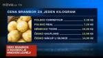 polské brambory