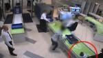 ochranka na polském letišti