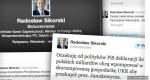twitter Radoslaw Sikorski