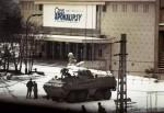 vojenský stav v Polsku