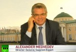 Alexander Medveděv foto video zdroj RT