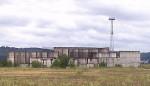 Wikimedia Commons Niedokończona budowa elektrowni atomowej nad Jeziorem Żarnowieckim (Żarnowiec) Autor Jan Jerszyński