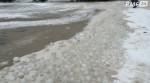 ledové koule na Baltu foto RMF 24