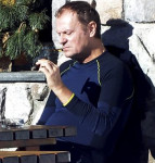 polský premiér s kbánským doutníkem foto fakt pl