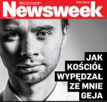 foto obálka Newsweek Polska