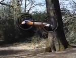 létající auto foto You Tube
