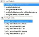proč Česko je 2
