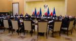 jednání představitelů polské politické scény a expertů o situaci na Ukrajině foto kancelář premiéra