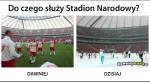 K čemu slouží národní stadion