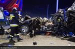 Hromadná nehoda v Polsku 3 Češi nežijí