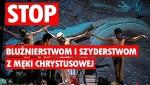 protesty proti divadelnímu představení