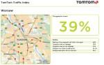 Tom Tom Trafic Index