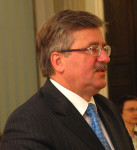 Wikimedia Commons Bronisław Komorowski Autor fota Polimerek