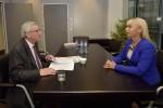 Elizabeth Bieńkowska se představila svému budoucímu šéfovi Jean-Claude Junckerovi foto uřad EU