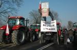 protest polských rolníků foto facebook opzz