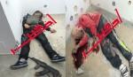 zastřelení teroristi