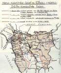 mapa Těšínska