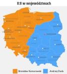 Volební mapa