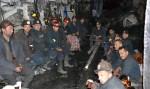 kazimierz-jul stávka horníků foto Solidarnosc