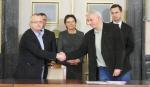 lednový podpis dohody
