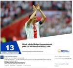 Lewandowski a  O platforma
