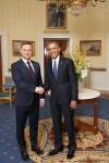 Duda a Obama