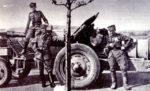 polští vojáci boje Šluknov